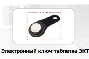 электронный ключ-таблетка